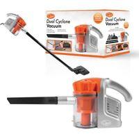 Quest 600W Dual Cyclone Vacuum Handheld Cleaner Hoover Bagless Caravan Motorhome