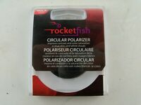 Rocketfish 40.5mm Circular Lens Filter Polarizer for Camera, NEW!