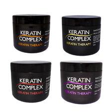 KERATIN COMPLEX MASCHERE PER CAPELLI AD USO PROFESSIONALE 500ML 12M