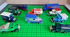Diecast Model Toys: Commercial Vans & Trucks Part IV - Sold As Individual