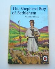 Vintage Ladybird Books - THE SHEPHERD BOY OF BETHLEHEM - (F16)