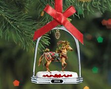 Breyer Horses Woodland Splendour Stirrup 2016 Christmas Tree Ornament - 700317
