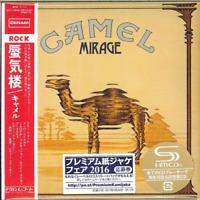 CAMEL-MIRAGE(REMASTERED)-JAPAN MINI LP SHM-CD BONUS TRACK Ltd/Ed G00