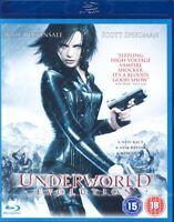 Underworld: Evolution [Blu-ray] [DVD][Region 2]