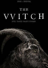The Witch   (dvd 2016)        FREE FIRST CLASS SHIPPING !!!!!