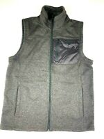 WIND RIVER T-Max Heat Outfitting Co Mens Vest Size M Color Grey
