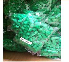 LOT 1000 Caps  OF TR413 Tire Valve Caps Green Color