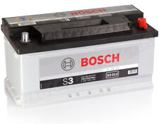 BOSCH 88 Ah Autobatterie S3 012 12V 88Ah Batterie ETN 588403074 NEU