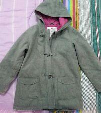 Lotto 324 cappotto giacca giubbotto piumino grigio bimba bambina 10A  lisa rose