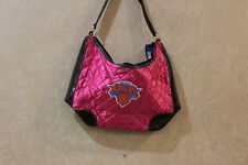 Quilted New York Knicks Team Logo Hobo Bags Officially licensed _______ R4-1