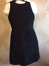 BNWT marks and spencer black dress size 12, Body Con Midi Dress.