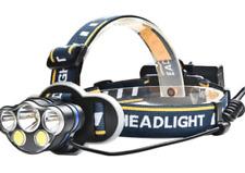 Super-bright 80000lm 5 X Xm-l T6 LED Headlamp Headlight Flashlight Head Torch