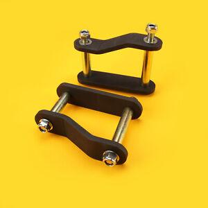 "Rear Shackle 1.5"" Lift Kit For Nissan Xterra 2005-2015 2WD 4WD"