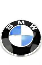 BMW Zeichen Emblem Chrom 82 mm 1er 3er 5er 6er 7er X3 X5 X6 Z1 Z2 Z3