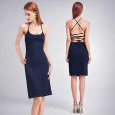 Bodycon Party/Cocktail Dresses for Women with Sequins