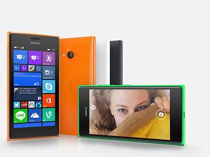 "Original Unlocked Nokia Lumia 735 4G Wifi NFC 6.7MP Windows SmartPhone 4.7"""