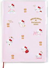 2022 Schedule Book Agenda Planner Sanrio Hello Kitty Datebook A5 Monthly