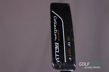 NEW Cleveland Classic Black Platinum Belly Putter RH Steel Golf Club #275