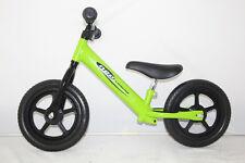 KIDS BALANCE TRAINING FIRST BIKE BICYCLE LIGHTWEIGHT STEEL GIRLS BOYS CHILDRENS