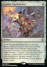 Goblin charbelcher foil   nm   Eternal masters   Magic mtg
