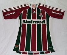 NWOT 2011 FLUMINENSE FC HOME ADIDAS SMALL Fluzão JERSEY BRASIL RIO JANEIRO