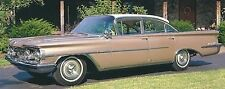1958-59 Oldsmobile Olds 88 and 98 Convertible Top