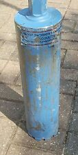 127mm Arix Hertfordshire premium diamond drilling core bit, rig, motor.