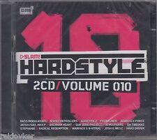 Slam! Hardstyle Vol.10 - Atmozfears , Zatox, Frontliner u.a. (2 CDs, NEU! OVP)
