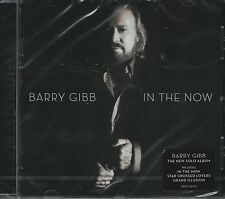 BARRY GIBB - IN THE NOW       *NEW & SEALED 2016 CD ALBUM*     BEE GEES