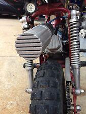 Aluminum EXHAUST TIP for RLV MUFFLER mini bike MINIBIKE GO KART honda briggs