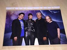 Yvette Costeau Venus Berlin 20x30 Signed Autograph Autogramm ***TOP***