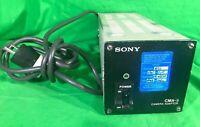 Sony CMA-8 Camera Adapter Power Supply Combination D421