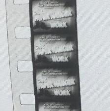 8mm Film Charlie Chaplin The Paper Hanger aka Work 350'