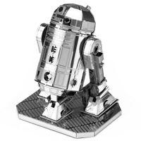Fascinations Metal Earth Star Wars R2-D2 MMS250 3D Model Kit Disney
