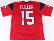 Will Fuller Signed Houston Texans Jersey (JSA)