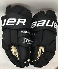 Bauer Vapor Pro Stock Ryan Getzlaf Hockey Gloves Anaheim Ducks Sz 15 New