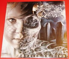 Mortuary Drape: Buried In Time 2 LP Vinyl Record Set 2013 Peaceville Germany NEW