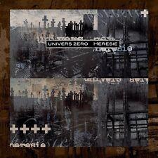 UNIVERS ZERO - HERESIE (LP)   VINYL LP NEU