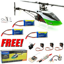 Blade BLH3450 180 CFX BNF Basic Helicopter + Free Extra 2x E-flite Lipo Battery
