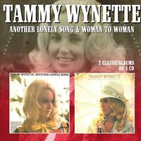 Tammy Wynette - Another Lonely Song / Woman To Woman [CD]