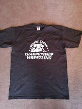 WCCW T-shirt Large
