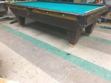Peachy Brunswick Billiard Tables For Sale Ebay Download Free Architecture Designs Lukepmadebymaigaardcom