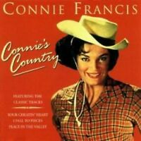 Francis Connie - Connie's Country (NEW CD)