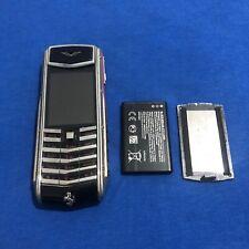 ORIGINAL VERTU ASCENT FERRARI LUXURY MOBILE PHONE LIMITED EDITION