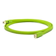 Oyaide NEO d+ USB Class B Green 1.0M 1M High Quality Cable Digital DJ Studio Pro