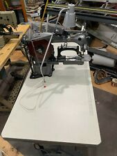 Industrial Singer Professional Refurb Commercial Sewing Machine Withclutch Motor