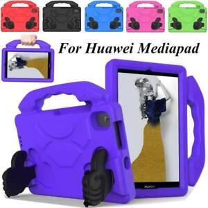 Safe Portable Hybrid EVA Silicone Case Cover For Huawei MediaPad M6 M5 Lite 8.0