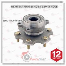 1 x Mitsubishi Pajero NM NP NS NT NW NX REAR Wheel Bearing Hub Assembly 99-15