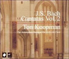 J.S. Bach: Cantatas, Vol. 2, New Music