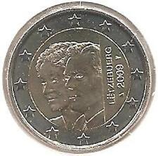 2 Euros - LUXEMBOURG - 2009 // Pièce NEUVE